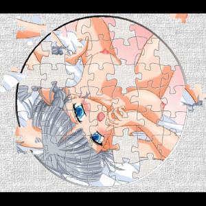 【エロパズル大量】二次エロ、丸いジグソーパズルでもやってみませんか?【14枚!】【ナミみくるゼオラホシノルリ・・・】